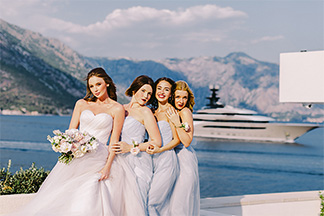 Verige65 Wedding events - perfect location in Boka Bay Montenegro for weddings